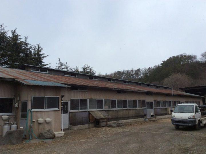 自宅の屋根塗装 施工前