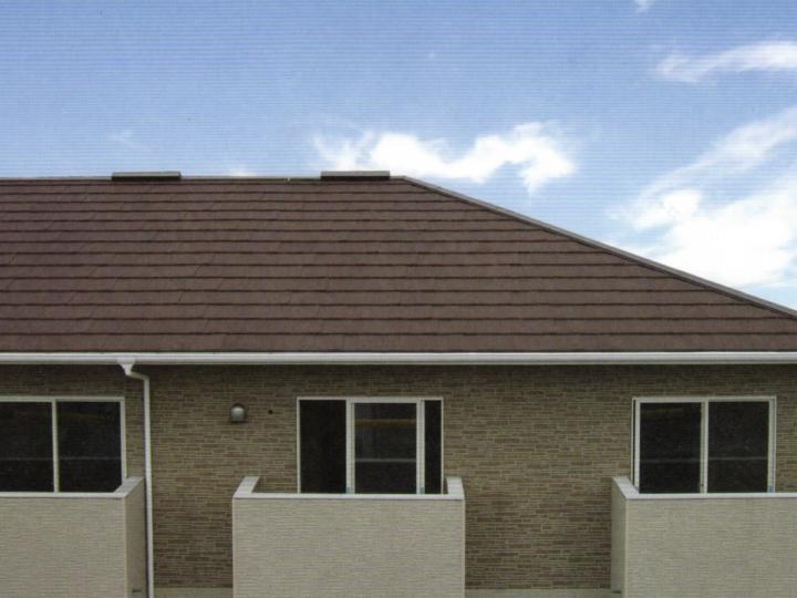 高耐久タイプ(断熱効果有)屋根リフォーム