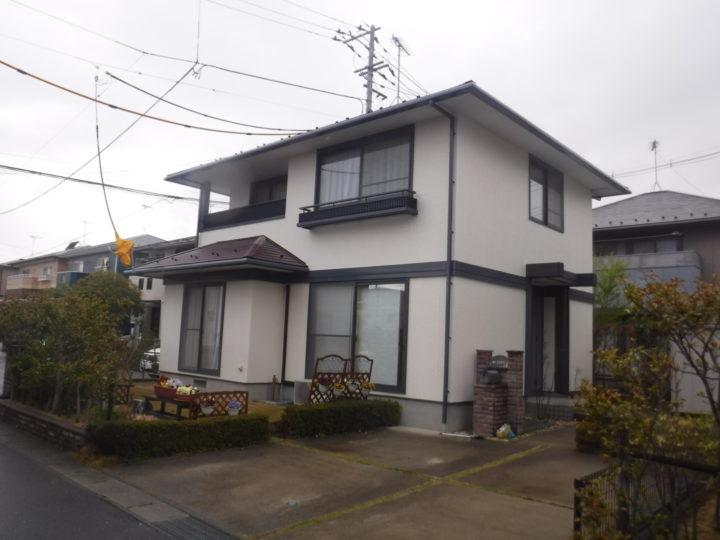 【郡山市】M様邸 屋根塗装・外壁塗装