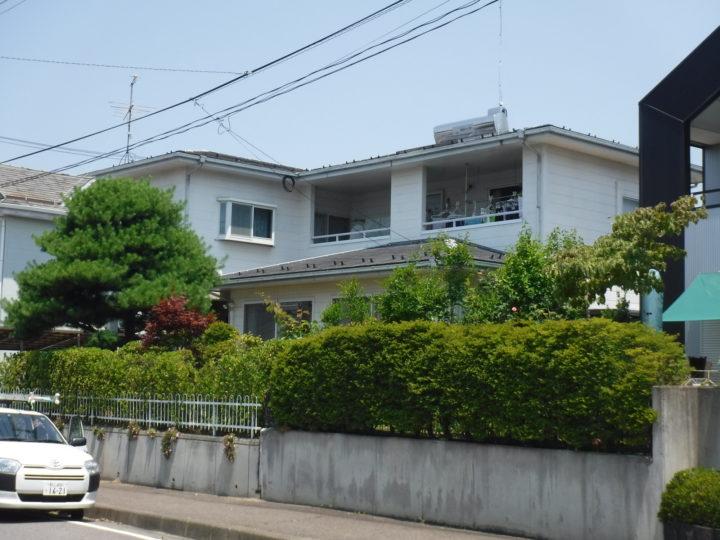 【郡山市】K様邸 屋根塗装