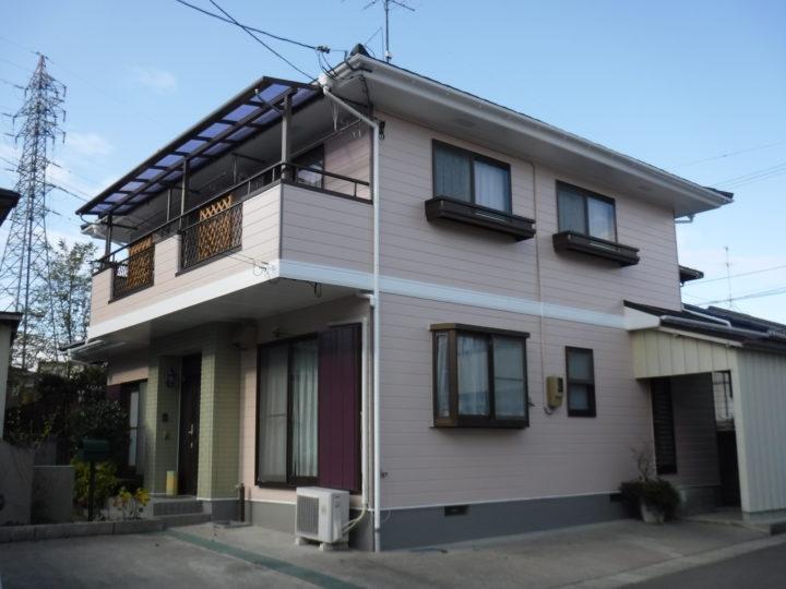 【郡山市】W様邸 屋根塗装・外壁・付帯塗装 コウモリ対策