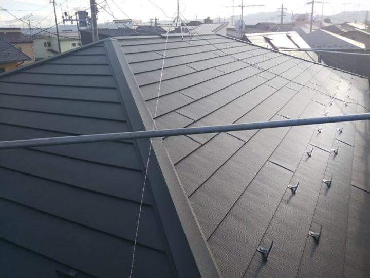 【郡山市】屋根・付帯塗装工事 W様邸