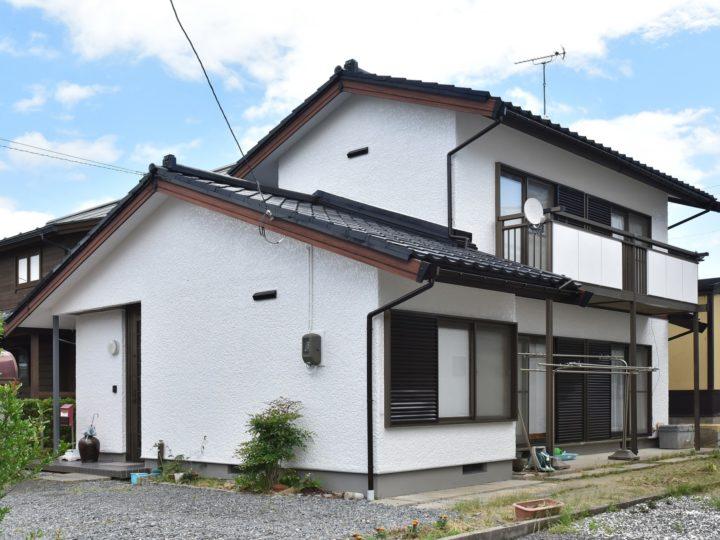 【郡山市】屋根塗装・外壁塗装・外壁塗装 T様邸
