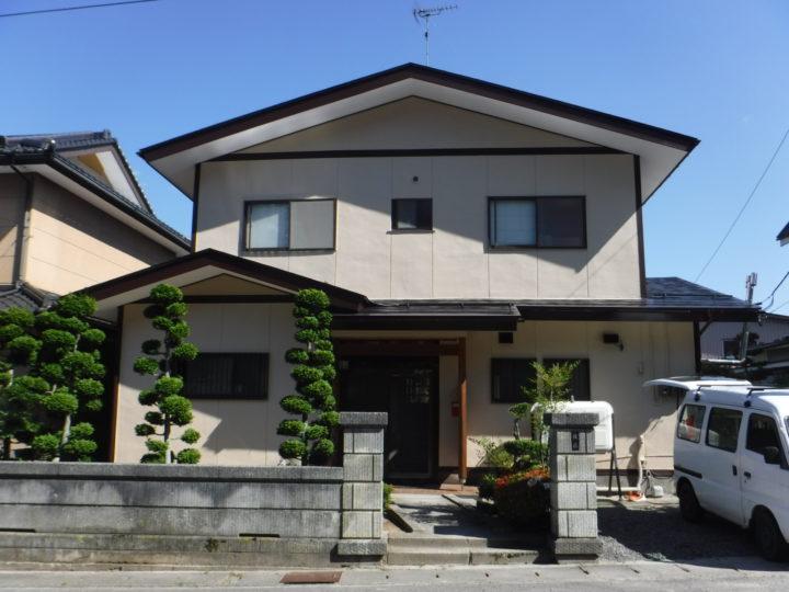 【郡山市】屋根塗装・外壁塗装・付帯塗装 G様邸