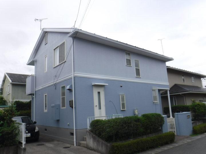 【郡山市】屋根塗装・外壁塗装・付帯塗装 H様邸