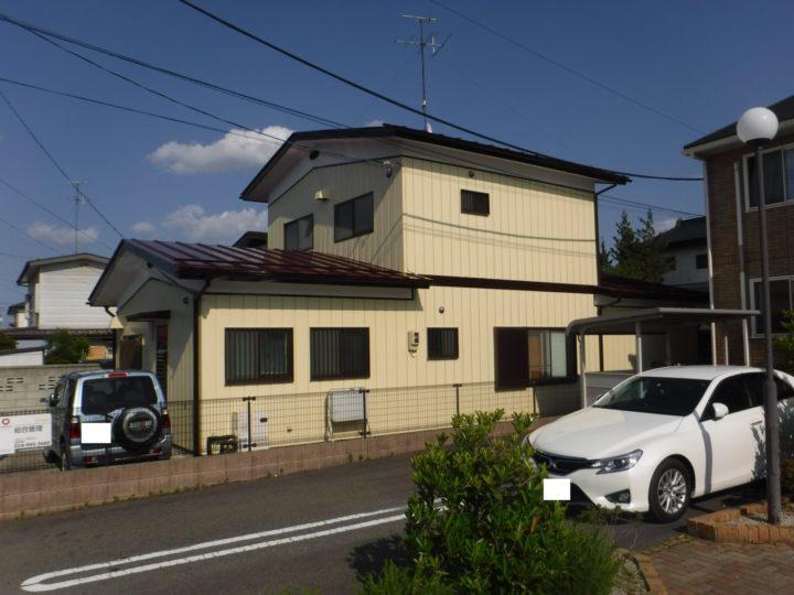 【郡山市】屋根塗装・外壁塗装・付帯塗装 E様邸