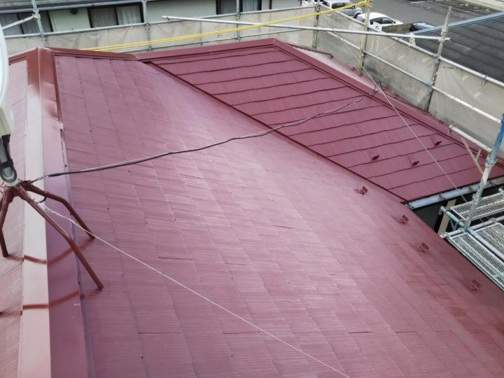 【郡山市】屋根・外壁・付帯塗装 N様邸
