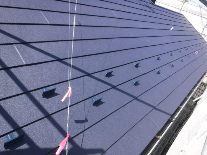 【郡山市】屋根重ね葺き・外壁付帯塗装工事 H様邸