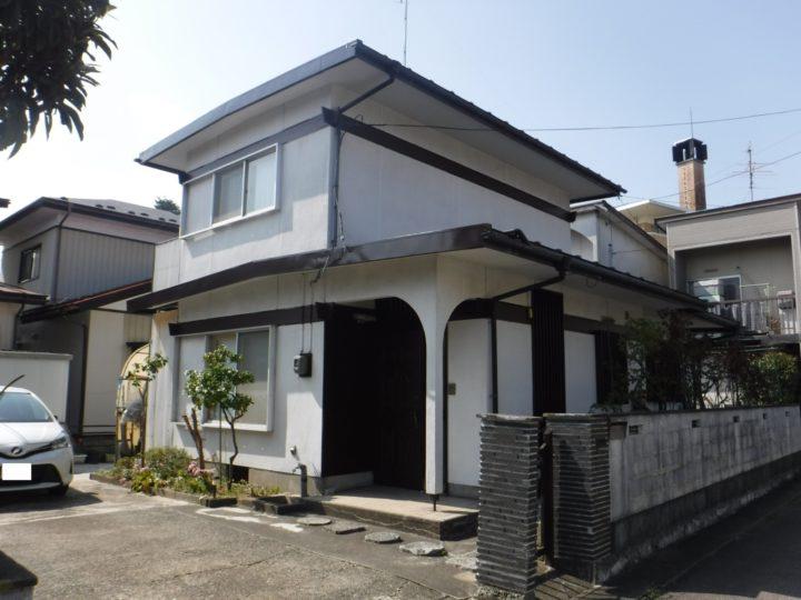 【郡山市】屋根・付帯塗装工事 H様邸