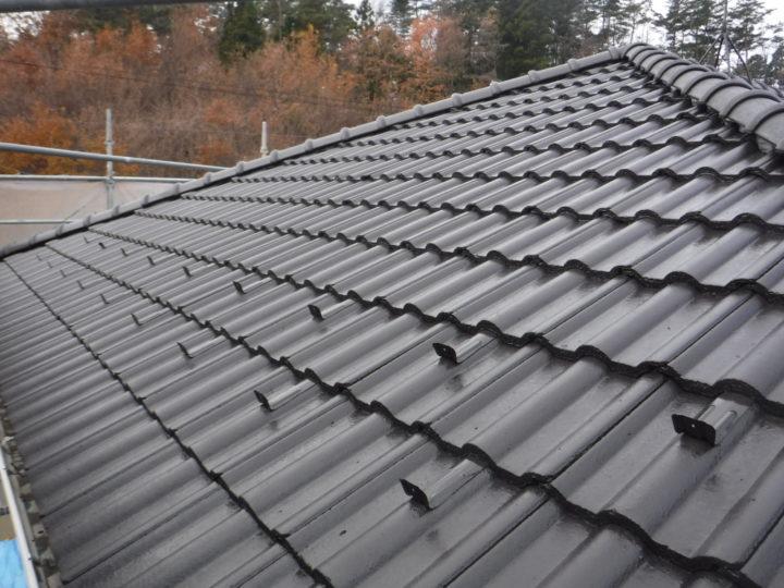 【郡山市】屋根・外壁・付帯・防水塗装工事 S様邸