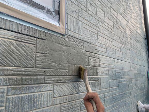 外壁 補修状況